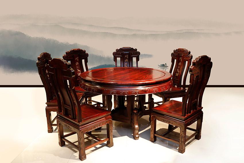 家有红木家具必备小技巧:防水、防潮